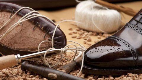 Промокод на скидку для подписчиков Григория Пронина в маcтерскую по уходу и ремонту обуви Shoesing