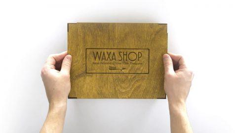 Промокод на скидку для подписчиков Григория Пронина в магазин косметики для обуви Waxa Shop.